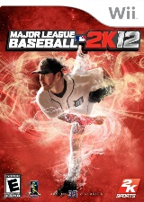 Major League Baseball 2K12 Pack Shot