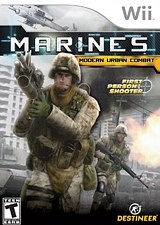 Marines: Modern Urban Combat Pack Shot