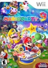 Mario Party 9 Pack Shot