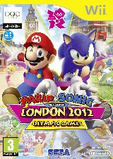 Mario & Sonic at the London 2012 Olympic Games Pack Shot