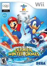 Mario & Sonic at the Olympic Winter Games Pack Shot