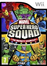 Marvel Super Hero Squad: The Infinity Gauntlet Pack Shot