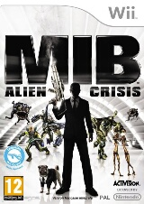 Men in Black: Alien Crisis Pack Shot