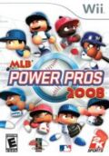 MLB Power Pros 2008 Pack Shot