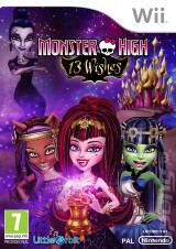 Monster High 13 Wishes Pack Shot