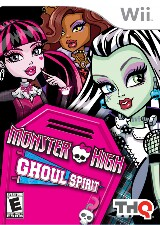 Monster High: Ghoul Spirit Pack Shot