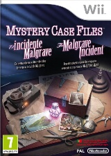 Mystery Case Files: The Malgrave Incident Pack Shot