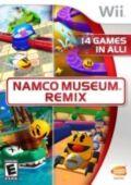Namco Museum Remix Pack Shot