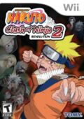 Naruto: Clash of Ninja Revolution 2 Pack Shot
