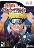 Naruto: Clash of Ninja Revolution Pack Shot