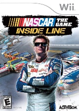 NASCAR The Game: Inside Line Pack Shot