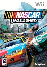 NASCAR Unleashed Pack Shot