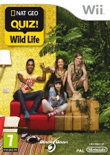 Nat Geo Quiz! Wild Life Pack Shot