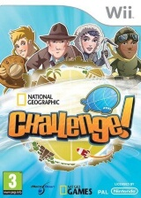 National Geographic Challenge Pack Shot