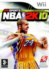 NBA 2K10 Pack Shot