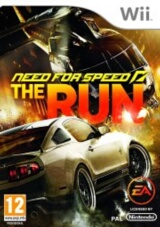 Need for Speed The Run Pack Shot