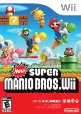 New Super Mario Bros Pack Shot