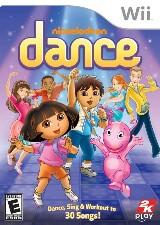 Nickelodeon Dance Pack Shot