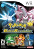 Pokemon Battle Revolution Pack Shot