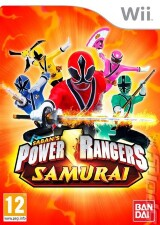 Power Rangers: Samurai Pack Shot