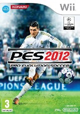 Pro Evolution Soccer 2012 Pack Shot