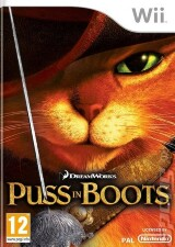 Puss in Boots Pack Shot