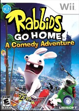 Rabbids Go Home Pack Shot