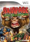 Rampage: Total Destruction Pack Shot