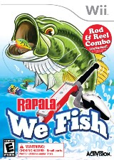 Rapala: We Fish Pack Shot