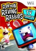 Rayman Raving Rabbids TV Party Pack Shot