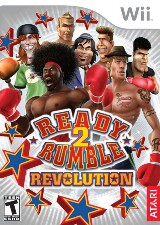 Ready 2 Rumble Revolution Pack Shot
