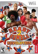 Ready 2 Rumble Revolution Pack Shot