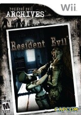 Resident Evil Archives: Resident Evil Pack Shot