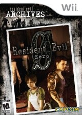 Resident Evil Archives: Resident Evil Zero Pack Shot