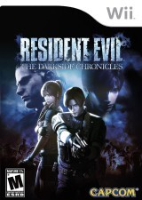 Resident Evil: The Darkside Chronicles Pack Shot
