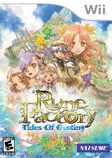 Rune Factory: Tides of Destiny Pack Shot