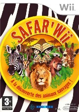 Safar'Wii Pack Shot