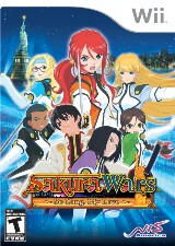 Sakura Wars: So Long, My Love Pack Shot