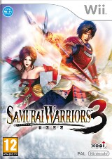 Samurai Warriors 3 Pack Shot