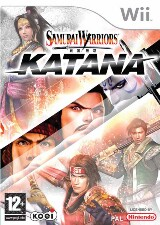 Samurai Warriors: Katana Pack Shot