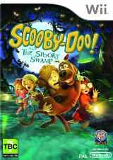 Scooby Doo! and the Spooky Swamp Pack Shot