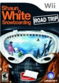 Shaun White Snowboarding: Road Trip Pack Shot