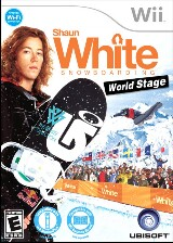 Shaun White Snowboarding: World Stage Pack Shot