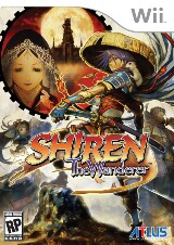 Shiren the Wanderer Pack Shot