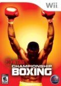 Showtime Championship Boxing Pack Shot