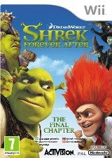 Shrek Forever After Pack Shot