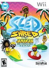 Sled Shred Pack Shot