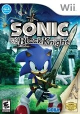 Sonic and the Black Knight Pack Shot