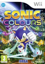 Sonic Colors Pack Shot