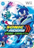Sonic Riders: Zero Gravity Pack Shot